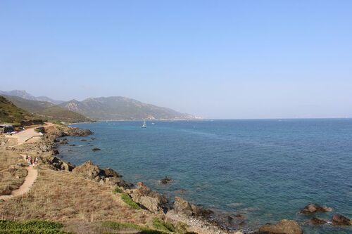 La presqu'île de la Parata
