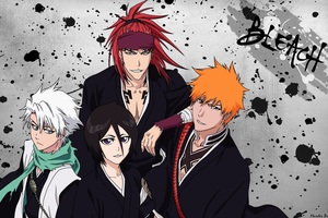Scans Bleach