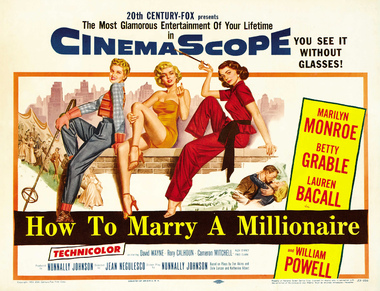 BOX OFFICE USA 1953 TOP 10
