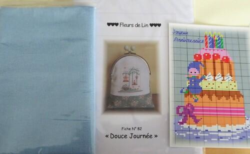Quelques cartes pour les voeux et petits cadeaux