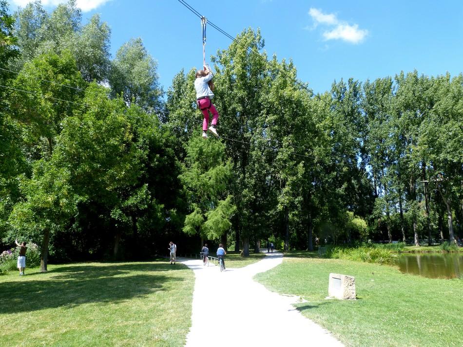 L'été au Parc St-Pierre