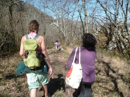 Balade + aire de jeux nature (Mauléon-Barousse) - 65