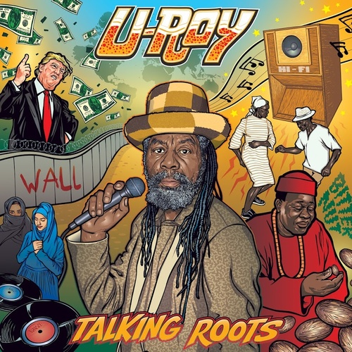 U-Roy - Talking Roots (2018) [Reggae]