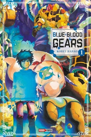 Blue-Blood Gears
