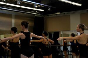 dance ballet class noriko hara