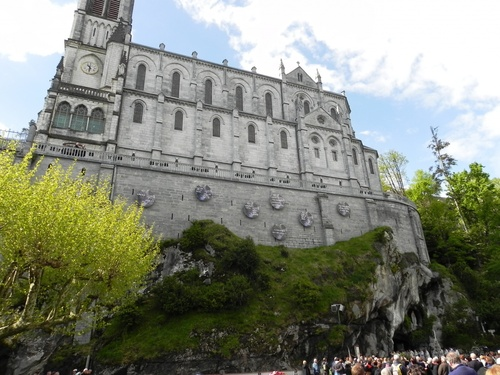 Vues de Lourdes (photos)