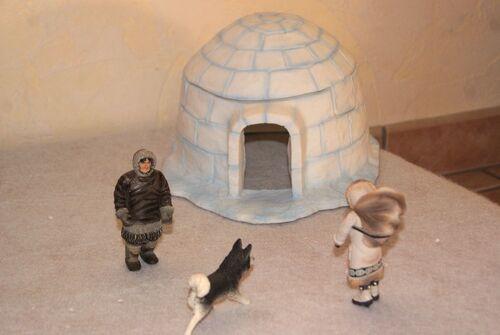 Bac sensoriel Pôle Nord