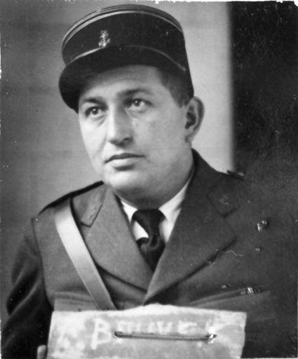 Le visage d'un Compagnon retrouvé : Pierre BERNARD était un combattant du BM 5