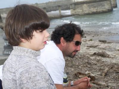 Blog de chipiron :Un chipiron dans les Landes, papa & moi