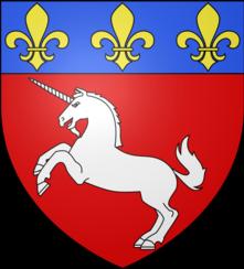 Blason de Saint-Lô