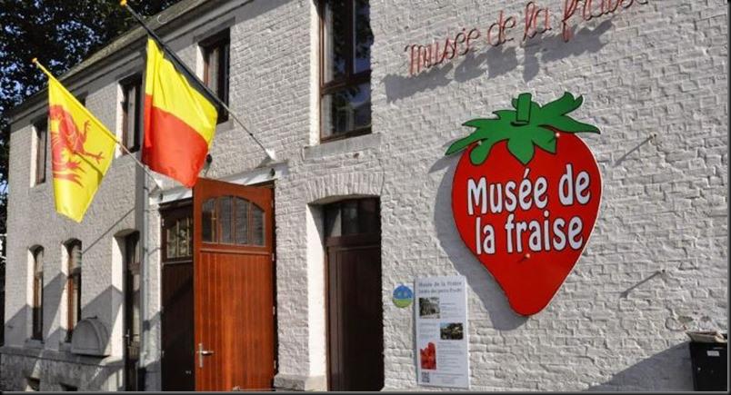 MUSEE DE LA FRAISE WEPION