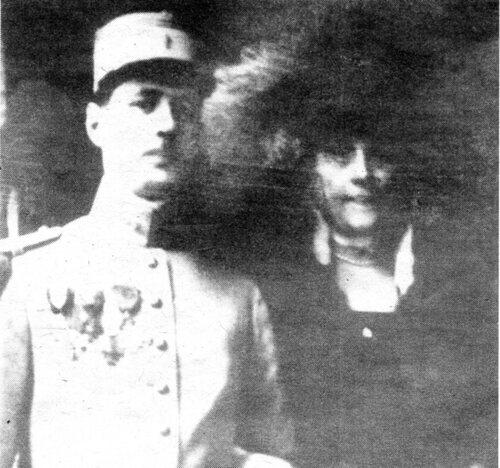 II y a 100 ans, Yvonne Vendroux s'unissait à Charles de Gaulle