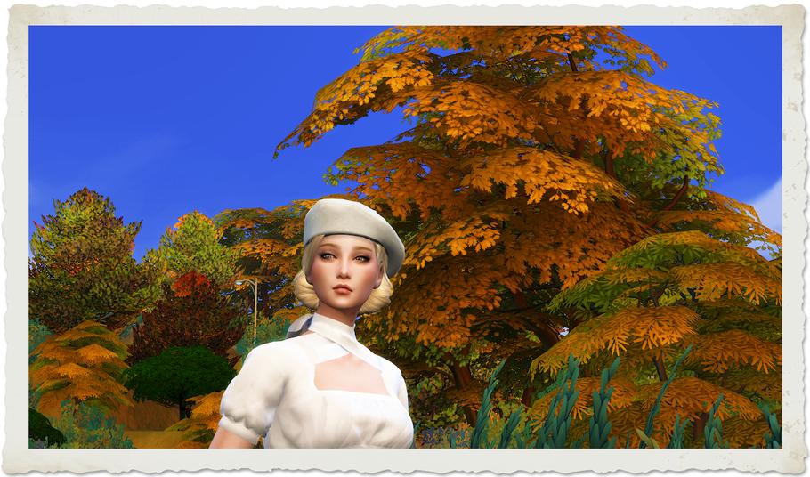 TS4 Sim : Angel