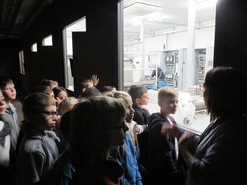 Visite de la chocolaterie Darcis