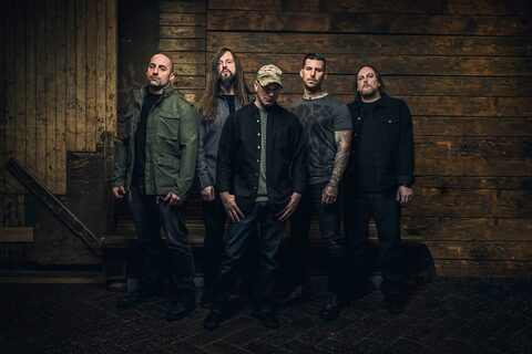 ALL THAT REMAINS - 2 nouveaux extraits de l'album Victim Of The New Disease dévoilés