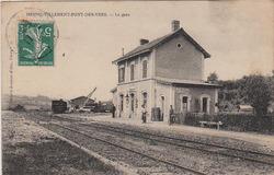 LE MESNIL-VILLEMENT (rive droite)