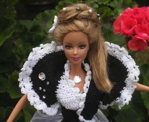 Défilé stylistes Barbie futuriste (3 )