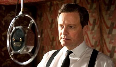 Discours d'un roi Colin Firth