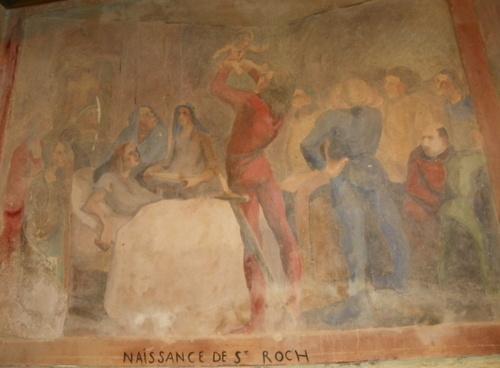 La chapelle Saint Roch ( 2 )