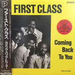 First Class - Coming Back To You - Complete LP