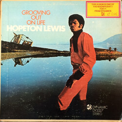 Hopeton Lewis - Grooving Out On Life - Complete LP