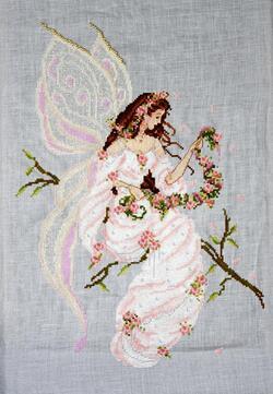 """""""Fairy spring"""" - avancée de février"""