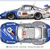 Porsche 911 GT2 24h du mans 1997