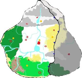 Carte du RDL