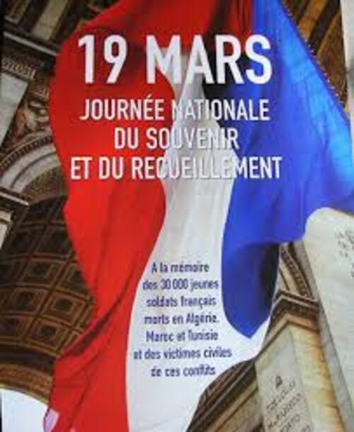 La commémoration du 19 mars 1962 a été adoptée par le Sénat le 8 novembre 2012… heureusement… car le 28 septembre 2014, il aurait été certainement trop tard ?…