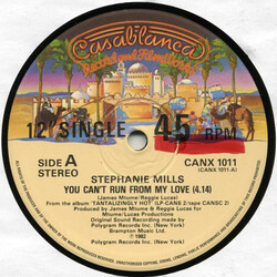 Stephanie Mills - You Can't Run From My Love