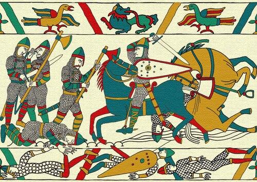 1066-2016 : 950ème anniversaire de la bataille d'Hastings