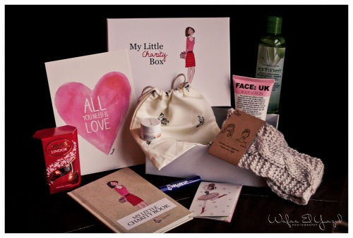 MyLittle Charity box, la box de la bonne action - SPOILER