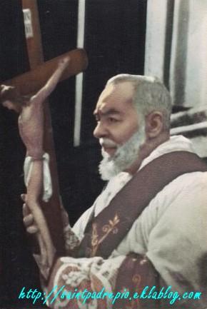 Padre Pio, amnésie