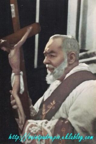 Padre Pio litanei