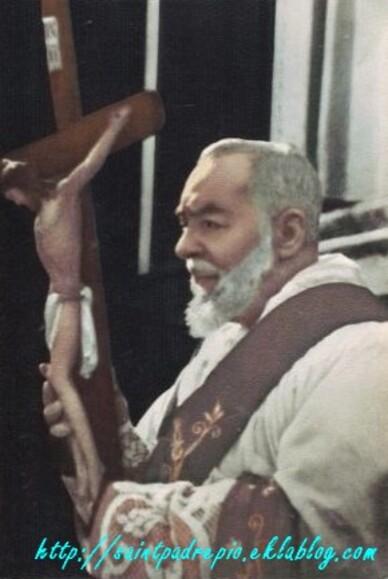 Padre Pio, mariage mystique
