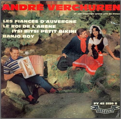 André Verchuren - Les fiancés d'Auvergne (1960)