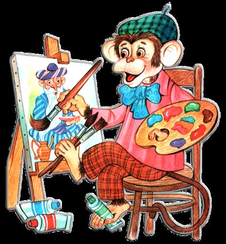 Les peintres graphistes png
