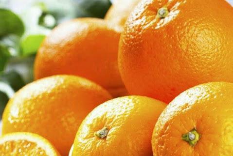 Semoule à l'orange