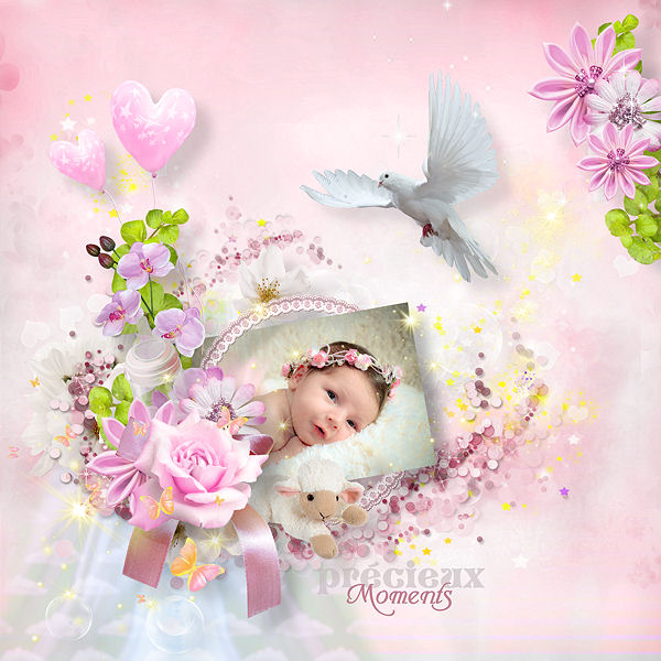 Petit Ange by Louise L