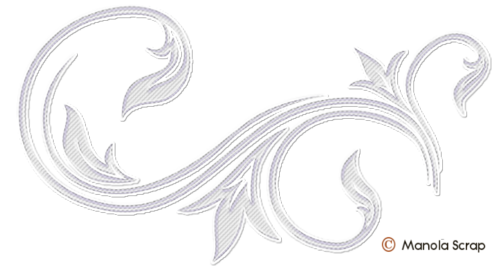 Doodles et garnitures de dentelles 2