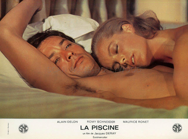 LA PISCINE - ALAIN DELON BOX OFFICE 1969