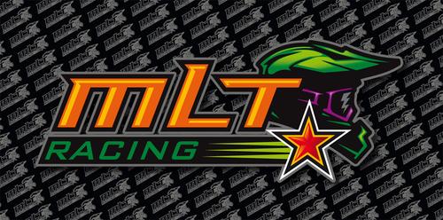 Un logo pour l'association MLT Racing