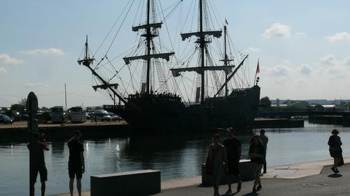 el galeon andalousia