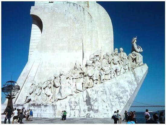 Monument aux Découvertes.