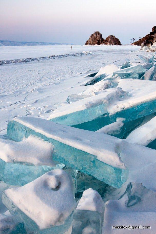 Lake Baikal. Russia