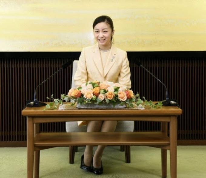 La princesse Kako, membre adulte de la famille impériale