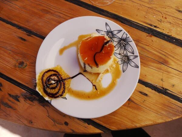 Un bon dessert pour les gourmands