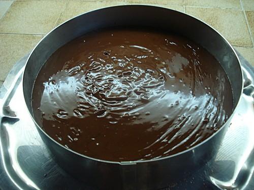 Tarte Gourmande au Chocolat 6
