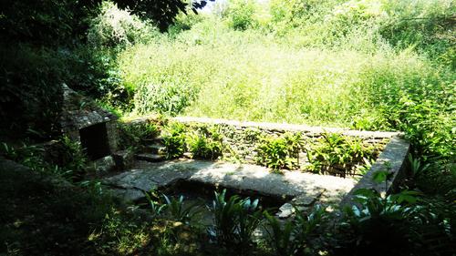 Escapade iodée à l'Île de Groix (Morbihan) - Fontaines et lavoirs (2)