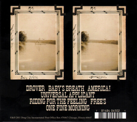 Quartier Libre - Jour 4 : Bill Callahan- Apocalypse (2011) + Bonus: Peel Session (2002)